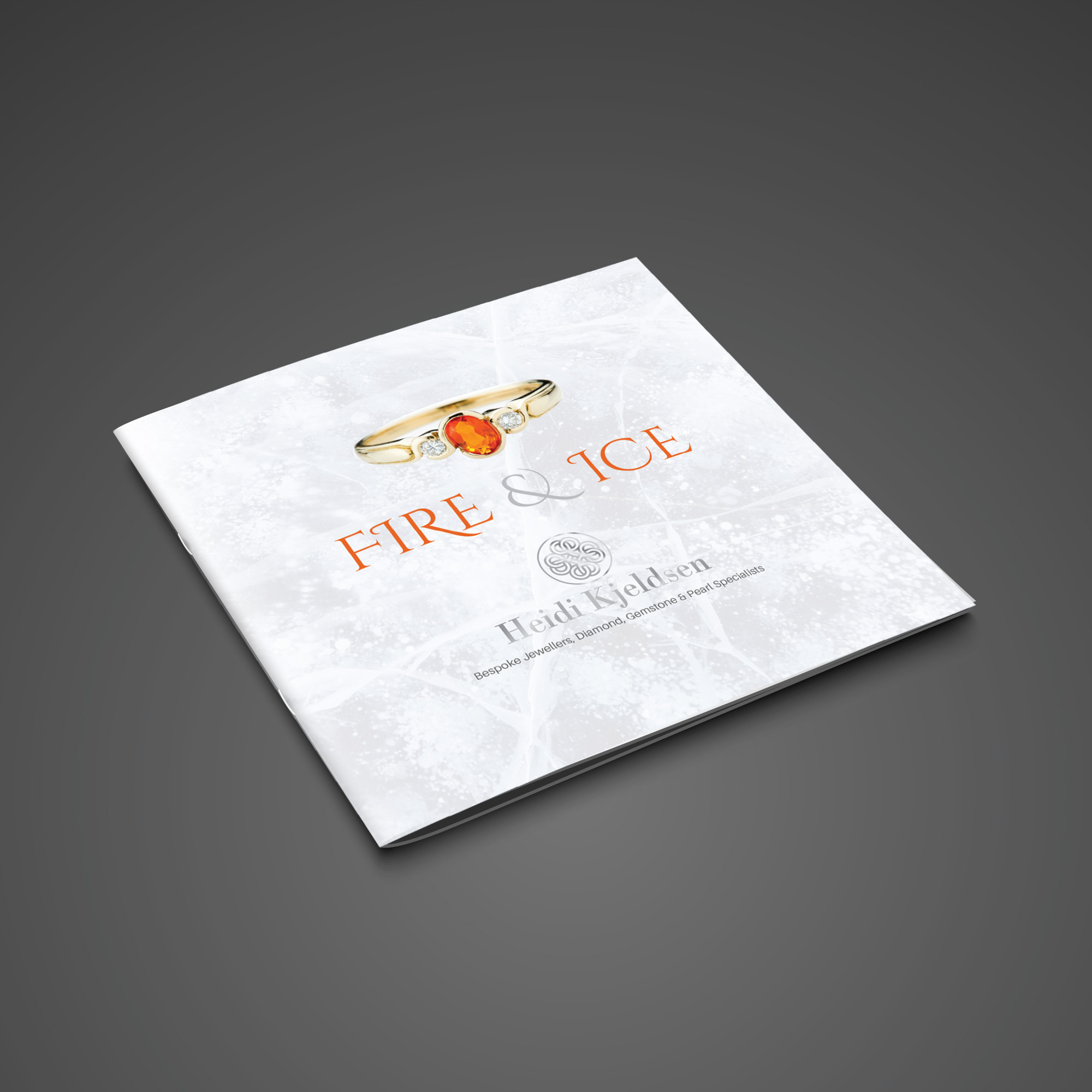 Fire and Ice Jewellery Brochure